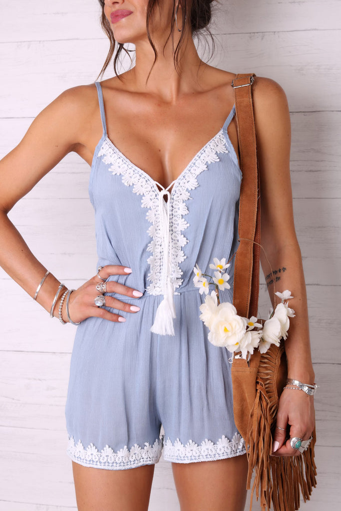 Run Free Playsuit