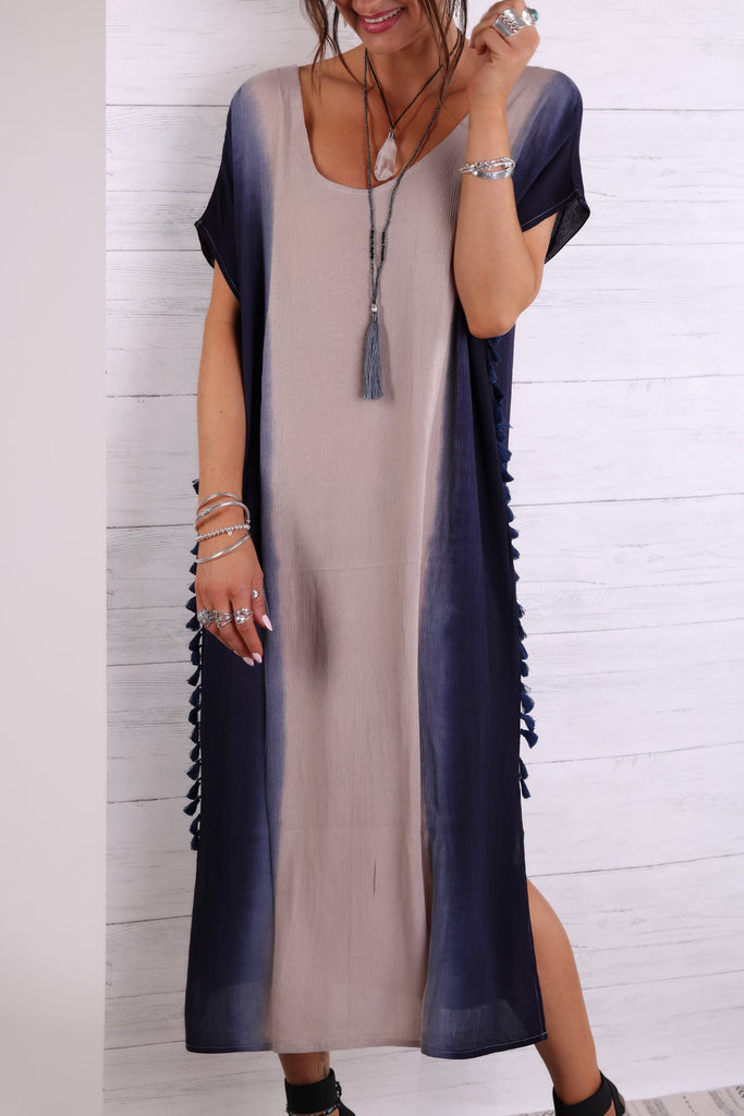 Lost Lovers Bohemian Goddess Maxi Dress