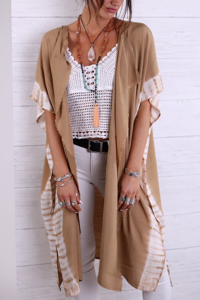 Lost Lovers Bohemian Join Our Tribe Poncho