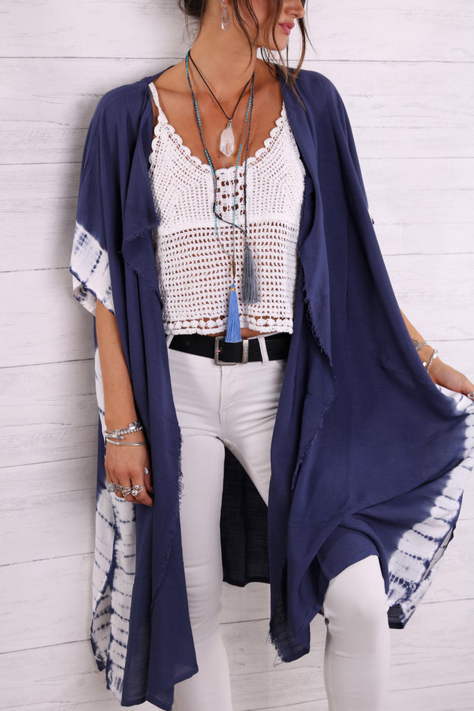 Lost Lovers Bohemian Beyond The World Poncho