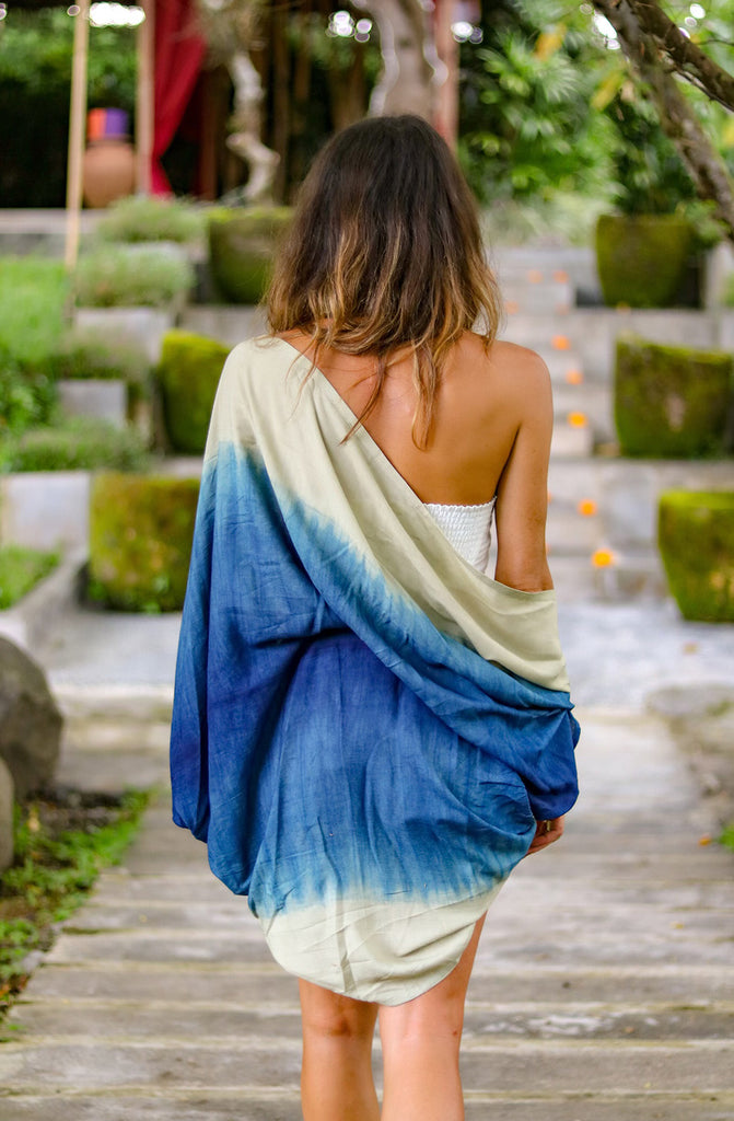 Lost Lovers Bohemian See The World Kimono Top