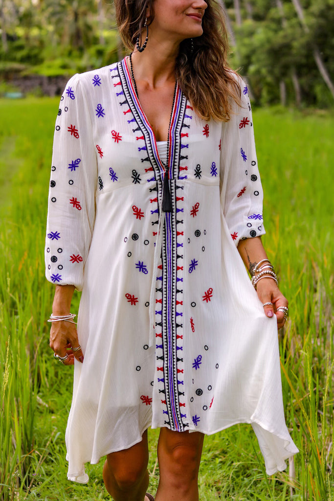 Lost Lovers Bohemian Soul Seeking Dress