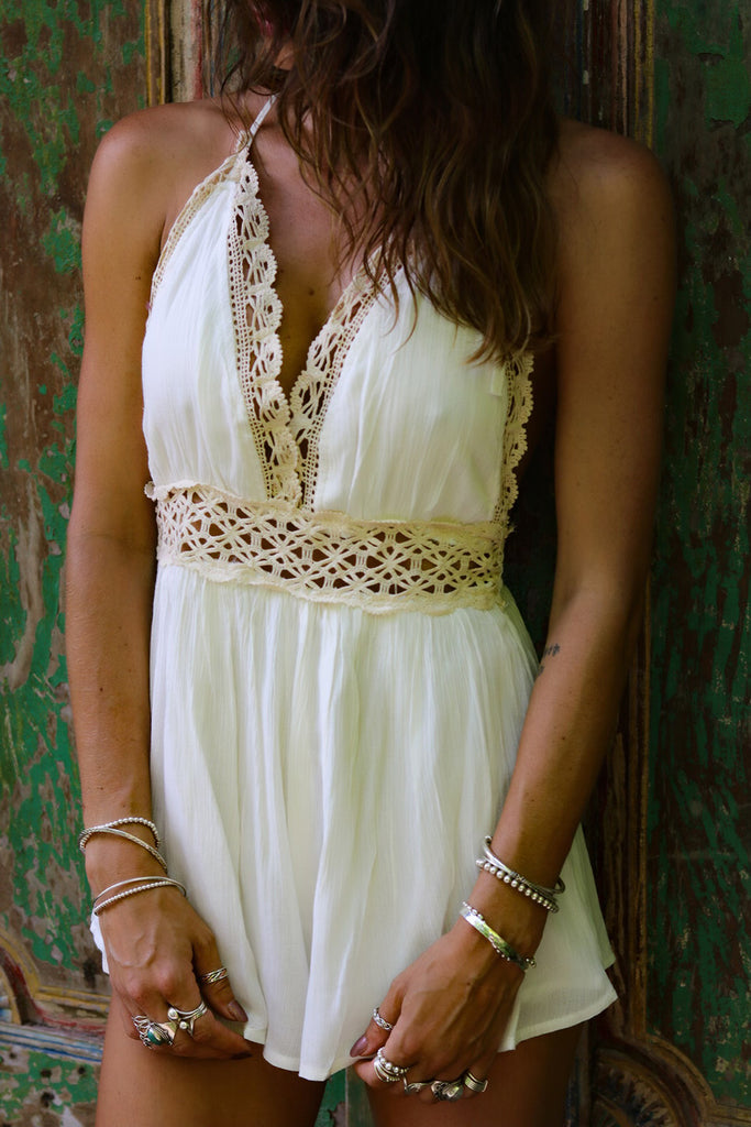 Lost Lovers Bohemian Ellie Playsuit