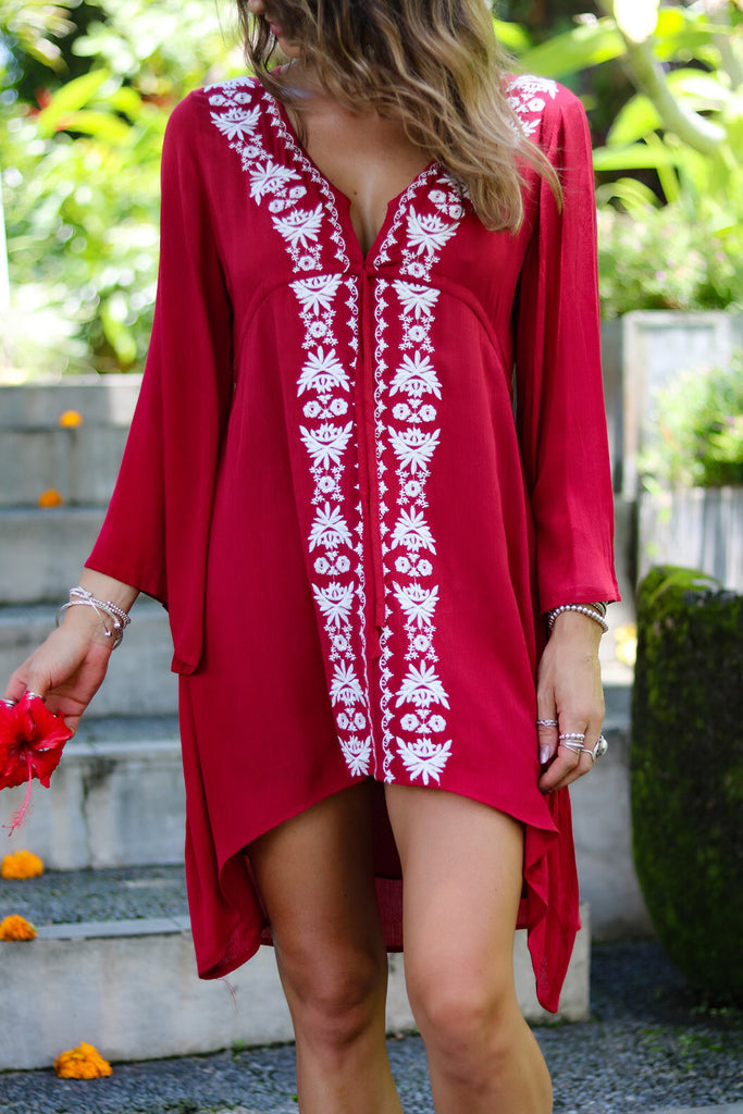 Lost Lovers Bohemian Sun Catcher Dress