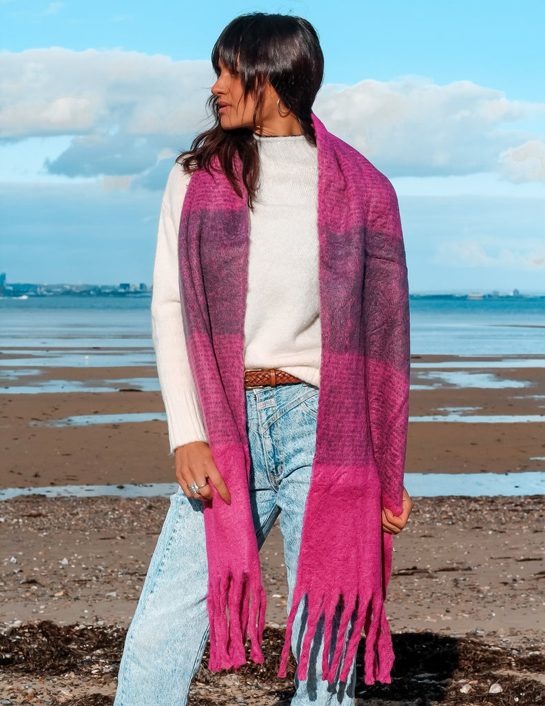 Dreamy Days Cosy Wrap Around Scarf