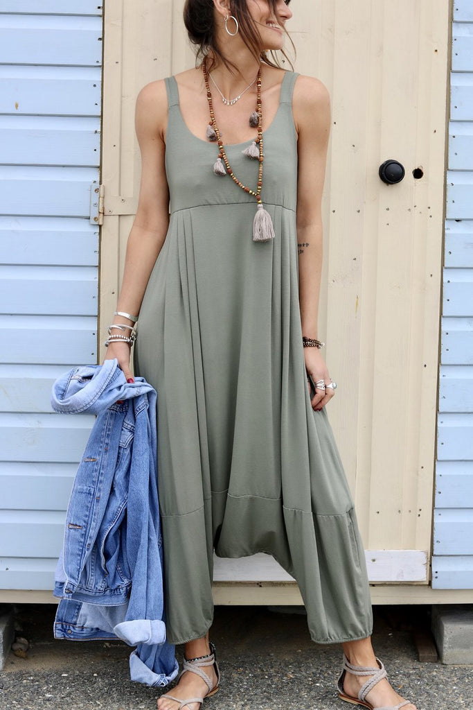 Day By Day Harem Jumpsuit
