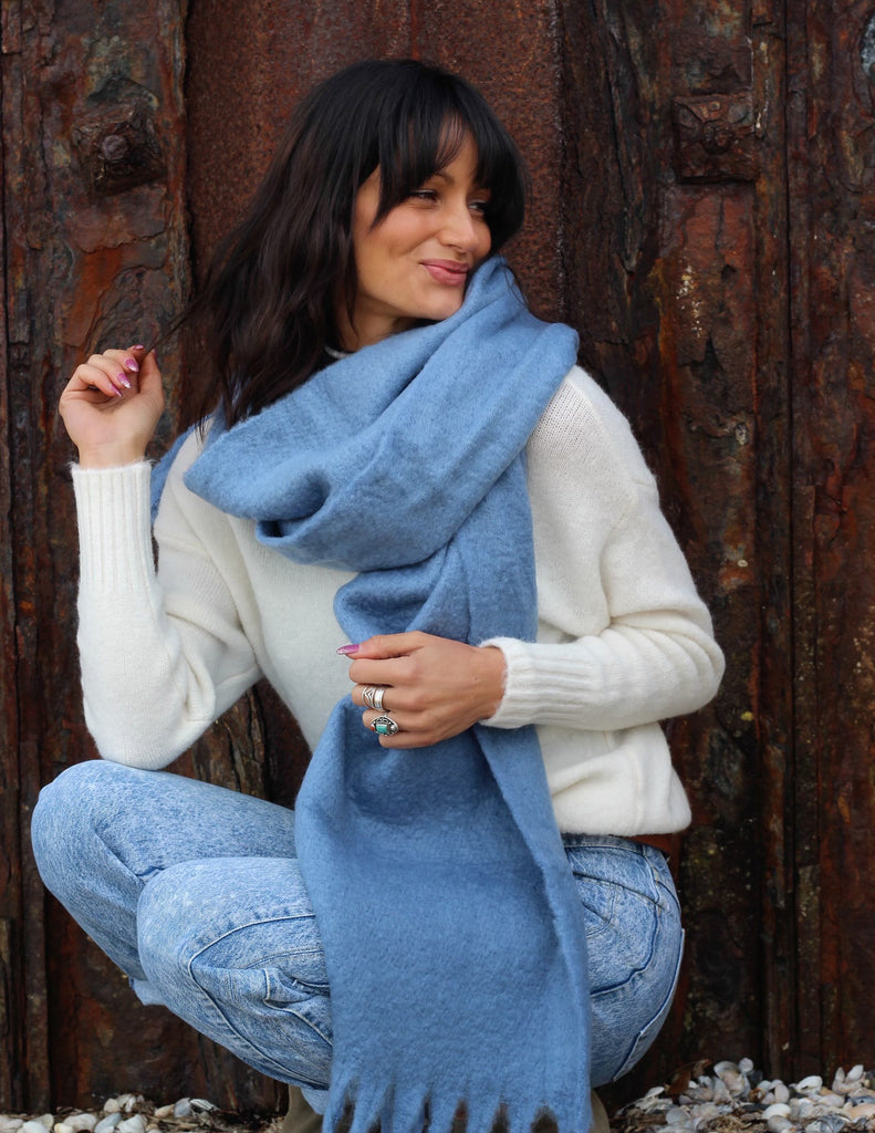 Just Be Cosy Wrap Around Scarf