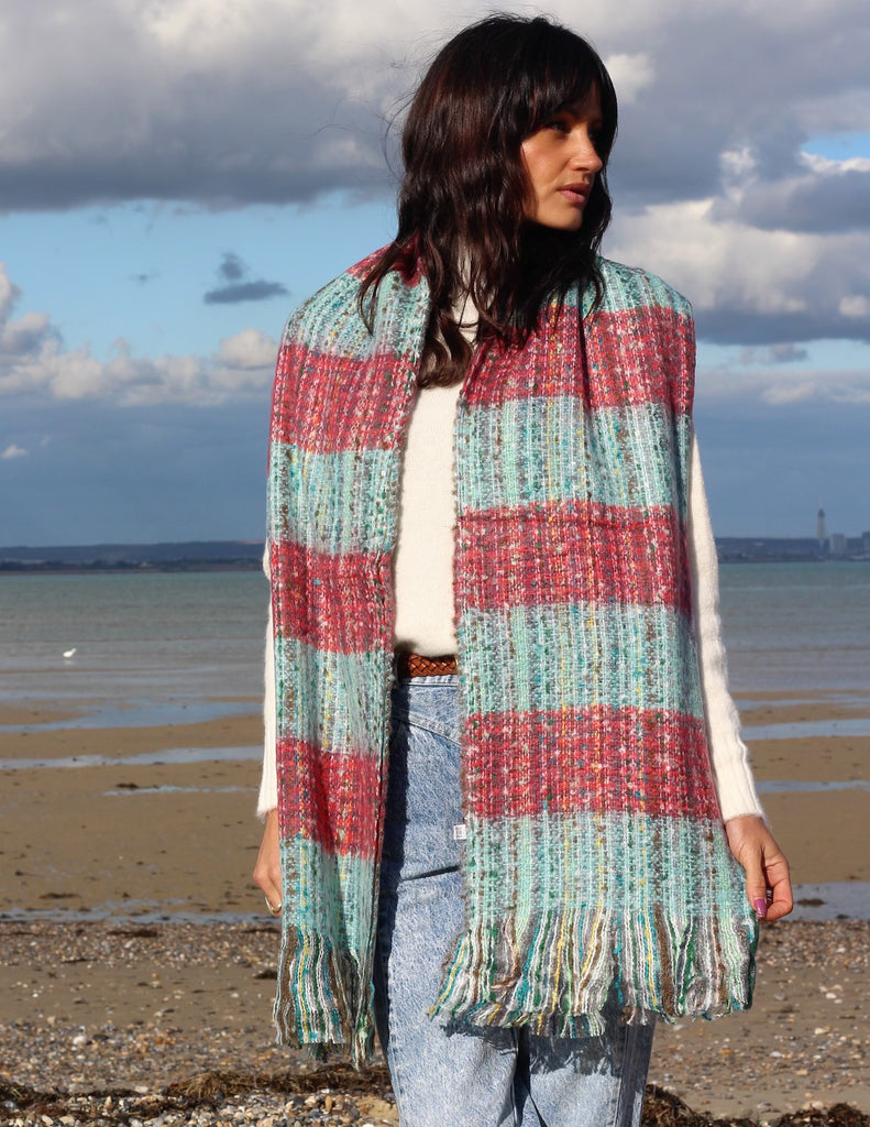 Islander Cosy Wrap Around Scarf