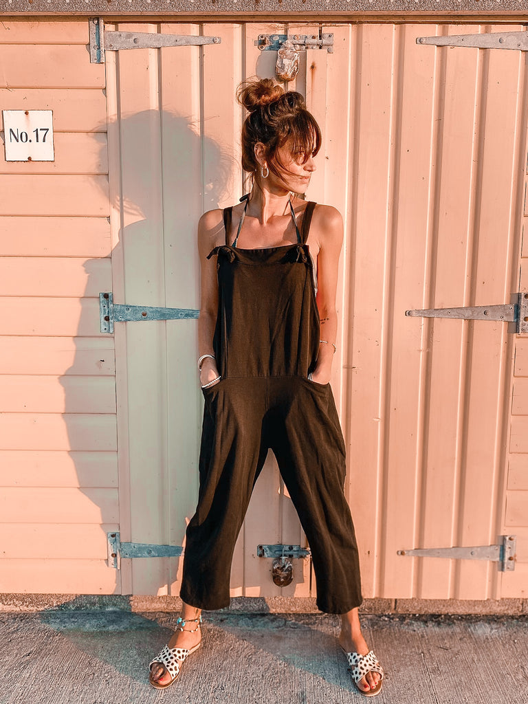 FairPlay Coldwash Jersey Cotton Dungarees