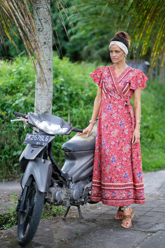 Golden Rules Oversized Comfy Crochet Top