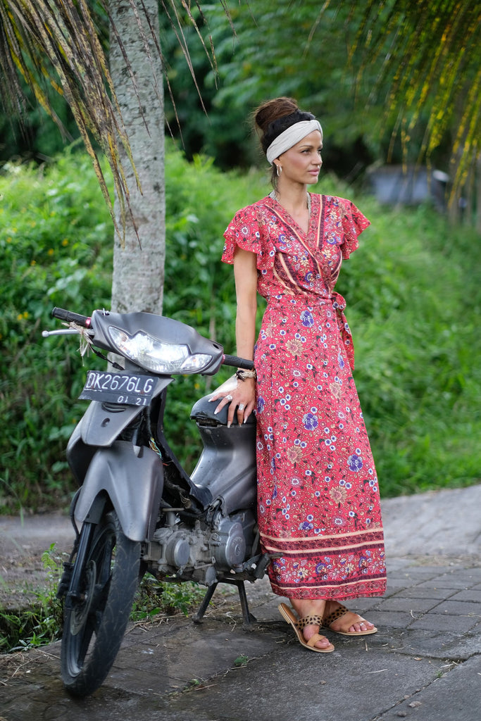 Paint It Black Oversized Comfy Crochet Top