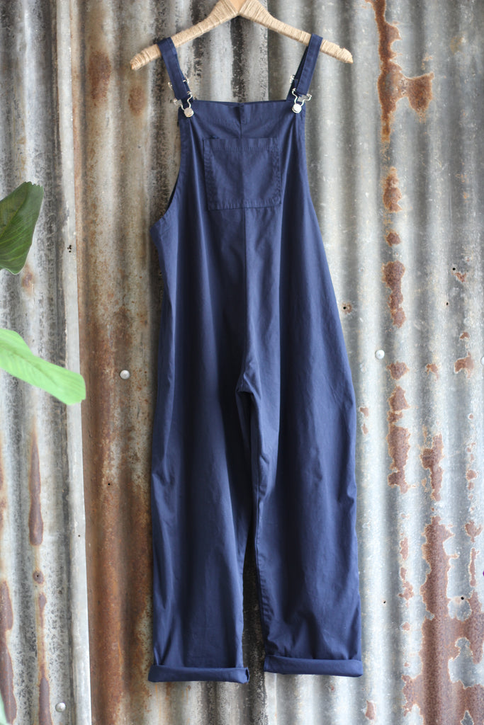 Strong Obsessions Soft And Slouchy Buckle Up Dungarees