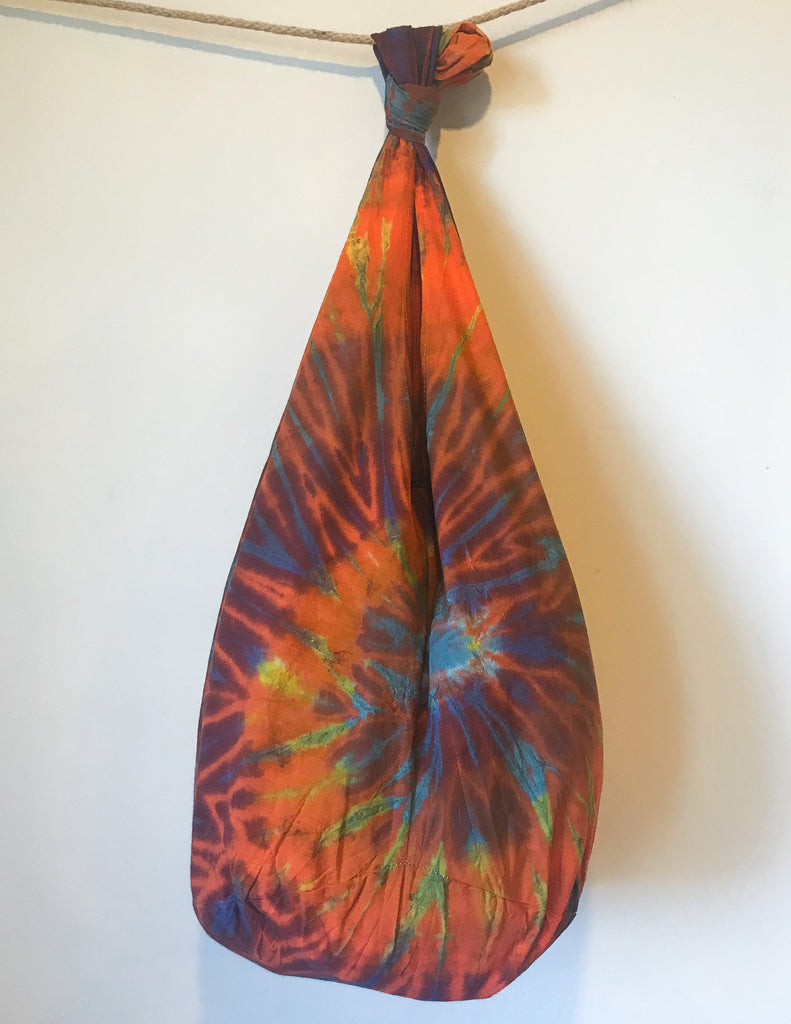 Dream In Colour Tie Dye Tote Bag