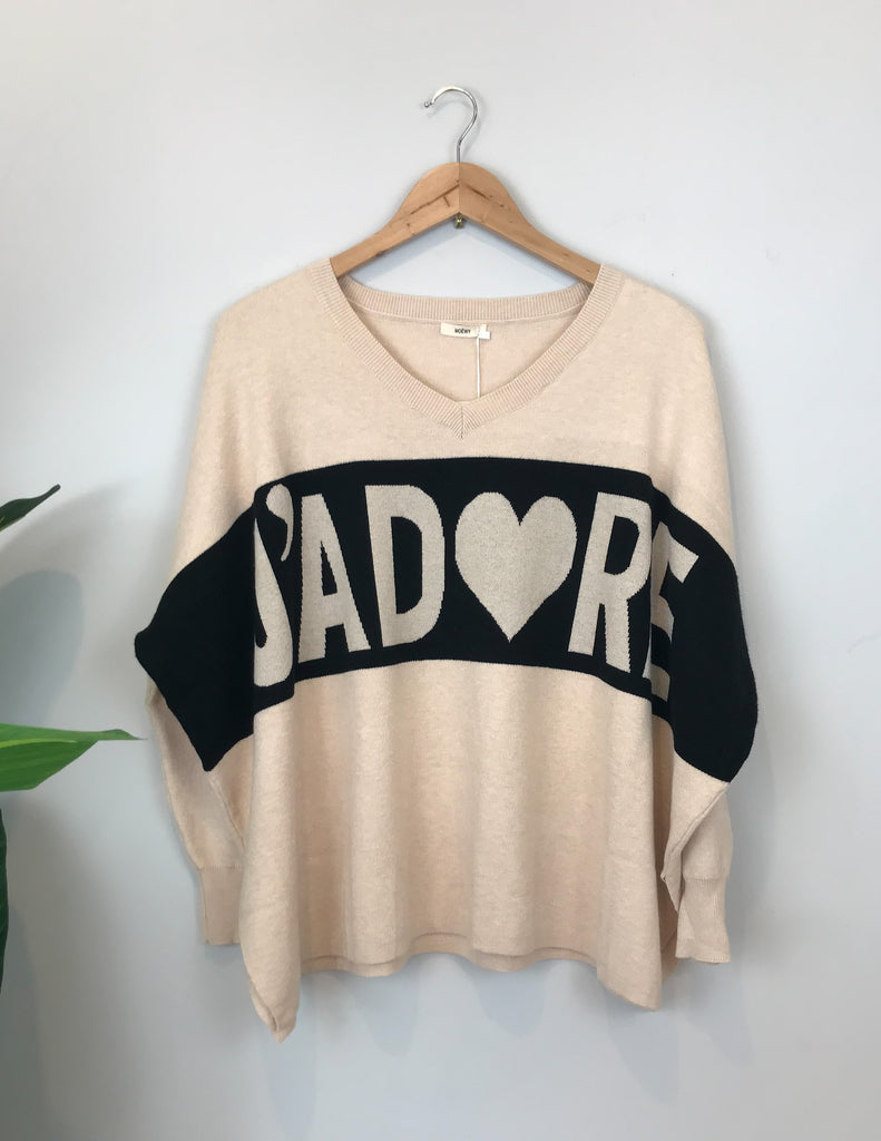AMOUR Soft Sweater