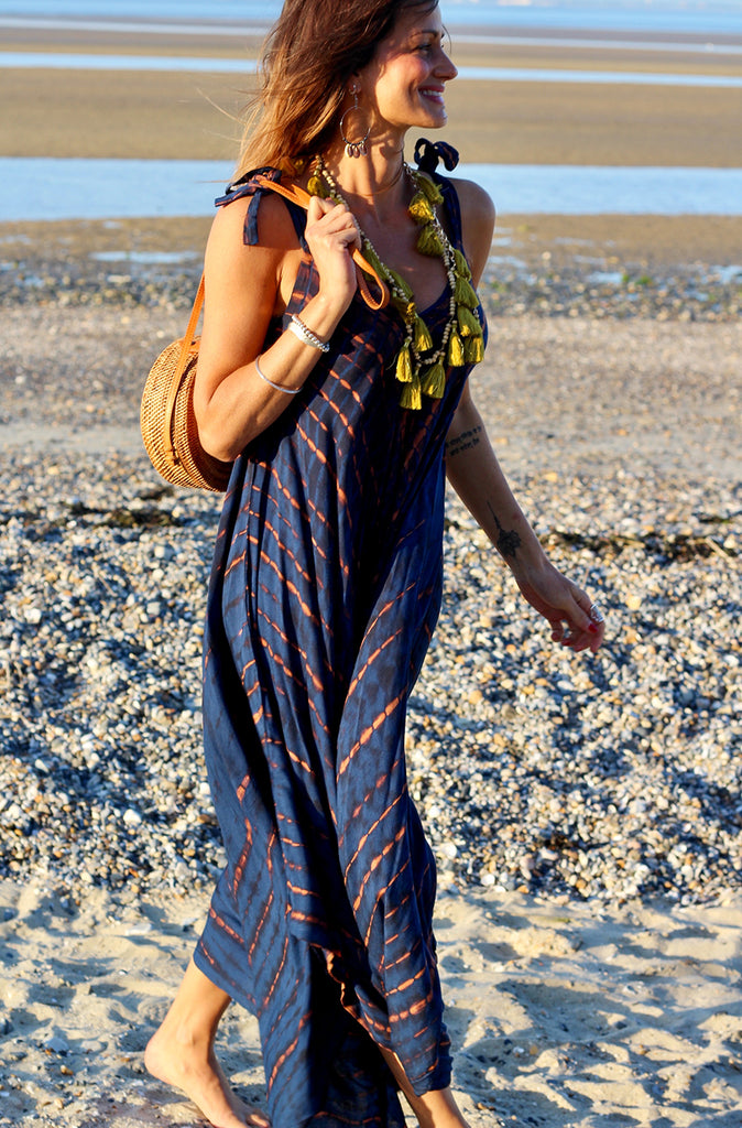 Deep End Handmade Jumpsuit