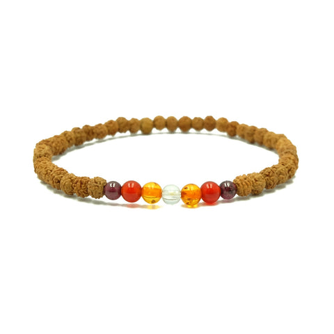 Self Worth Mala Bracelet