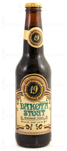 19º Norte Dakota Stout