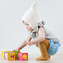 paelas pixielue / paelas pixie hat (Norwegian and English)