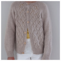 Fauna Cardigan (Norwegian version)