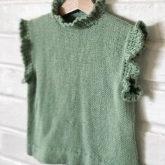 Lerke bluse/Larch blouse (Norwegian and English)