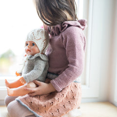 Paelas miniklassikere 2 til dukke/ Paelas Doll Knits 2 (Norwegian and English version)