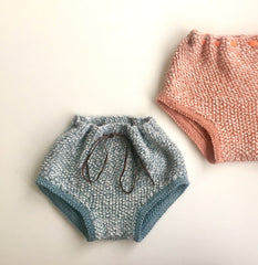 Lettstrikket bloomer/Easy knit bloomer  (Norwegian and English)