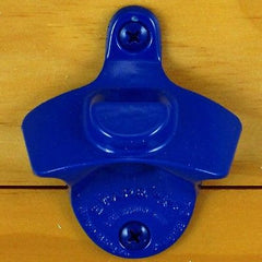 Blue Plain BOTTLE CAP MOUNT Starr X Wall Mount Bottle Opener - Powder Coated