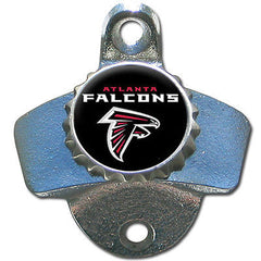 ATLANTA FALCONS Wall Mount Bottle Opener NFL