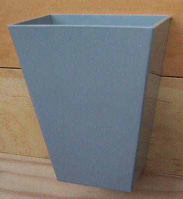 Tall Gray Plastic Cap Catcher for Starr Bottle Openers