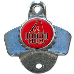 ARIZONA DIAMONDBACKS Wall Mount Bottle Opener MLB