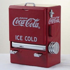 Coca Cola Coke Toothpick Dispenser, Looks Like Soda Machine