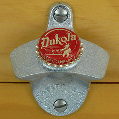 DUKOLA Cola VINTAGE BOTTLE CAP Starr X Wall Mount Stationary Bottle Opener