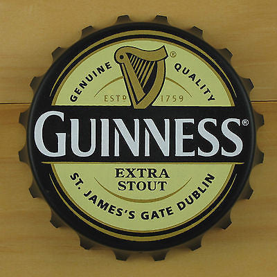 Guinness Extra Bottle Opener Fridge Magnet