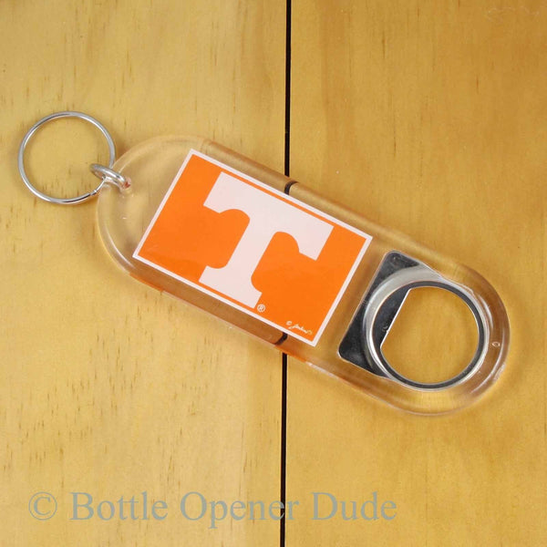 Tennessee Volunteers Vols Keychain Bottle Opener NCAA