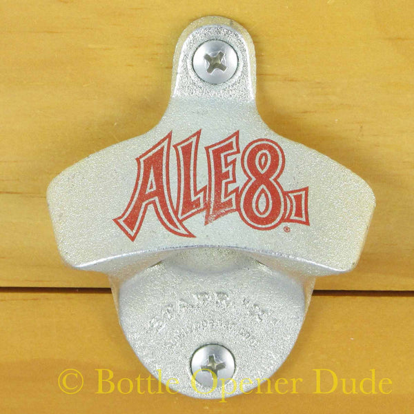 Ale 8 One Soda Starr X Wall Mount Bottle Opener Ale81 Ale8one