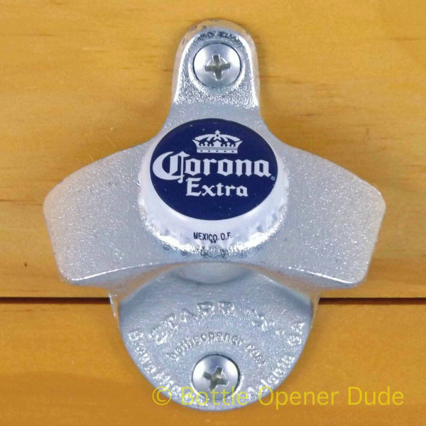Corona Extra Beer Bottle Cap Bottle Opener Starr X