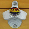DAD'S Root Beer soda BOTTLE CAP Starr X Wall Mount Opener