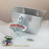 Dame Una Fria Bottle Opener and Cap Catcher Combo/ Set