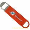 Miami Dolphins SPEED, BAR BLADE Bottle Opener Vinyl Coated Steel NFL