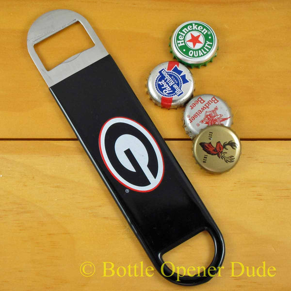 Georgia Bulldogs NCAA Speed Blade Bottle Opener