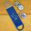 Detroit Lions SPEED, BAR BLADE Bottle Opener Vinyl Coated Steel NFL