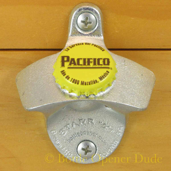 Pacifico Starr X bottle opener