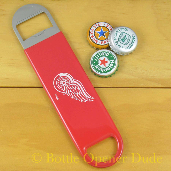 Detroit Red Wings Speed Blade Bottle Opener