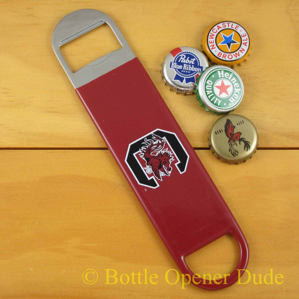 South Carolina Gamecocks NCAA Speed Blade Bottle Opener