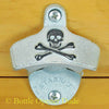 Skull and Bones Embossed Starr X Bottle Opener