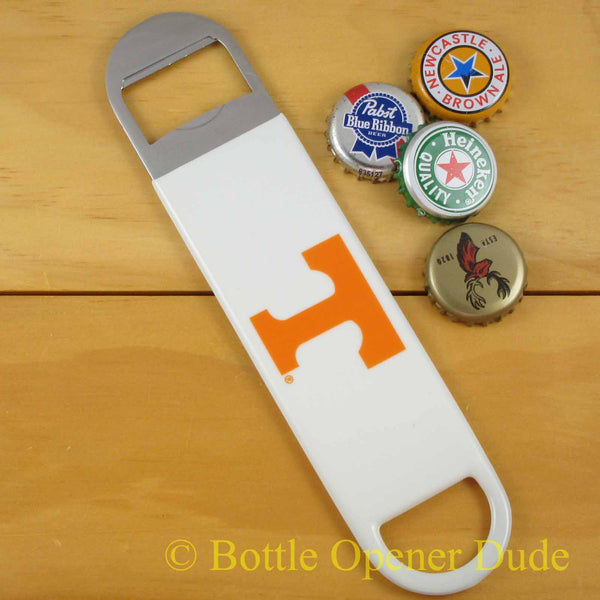 Tennessee Volunteers Vols NCAA Speed Blade Bottle Opener