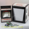 White BOTTLE CAP MOUNT Combo Starr X Wall Mount Bottle Opener / Metal Catcher