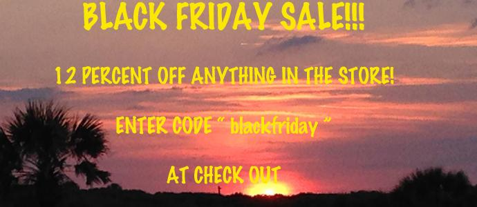 Black Friday discount coupon