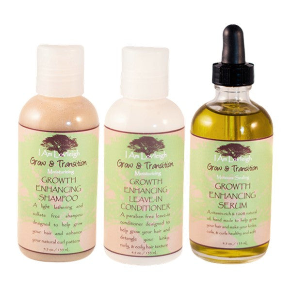 Growth Enhancing Treatment Kit (Deluxe)
