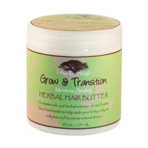 Moisture-Sealing Herbal Hair Butter
